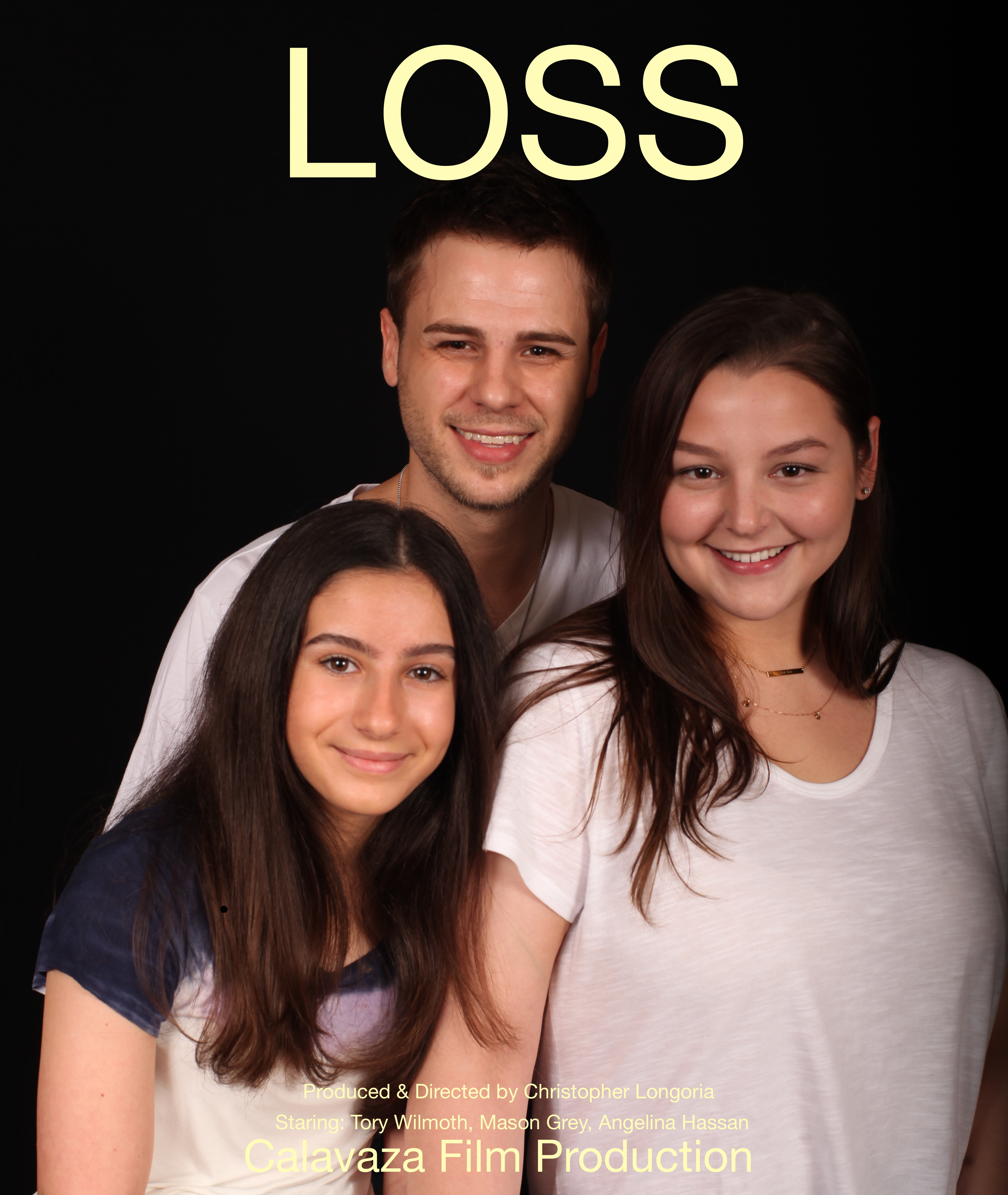 LOSS movie poster
